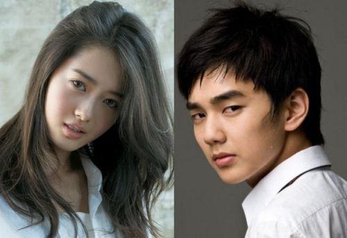 Go Ara Yoo Seung-ho