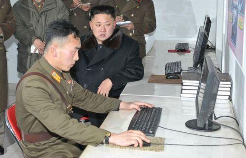 Internet Korea Utara