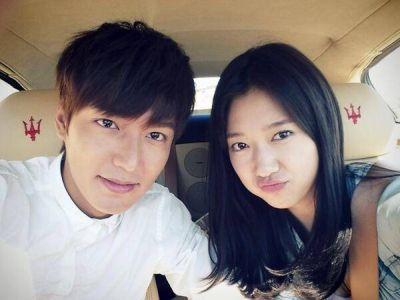 Kemesraan dan Keakraban Park Shin Hye Lee dan Min Ho 1