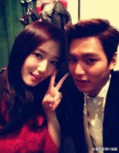 Kemesraan dan Keakraban Park Shin Hye Lee dan Min Ho 11