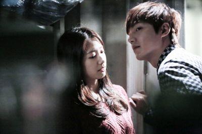 Kemesraan dan Keakraban Park Shin Hye Lee dan Min Ho 12