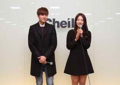 Kemesraan dan Keakraban Park Shin Hye Lee dan Min Ho 17