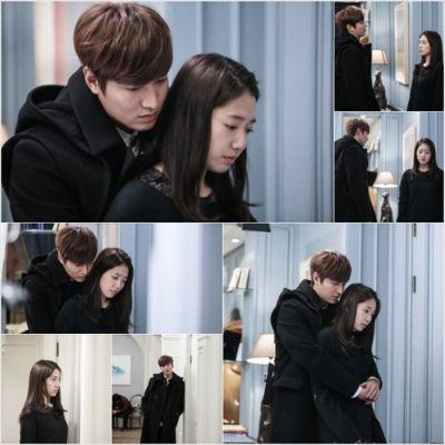 Kemesraan dan Keakraban Park Shin Hye Lee dan Min Ho 18