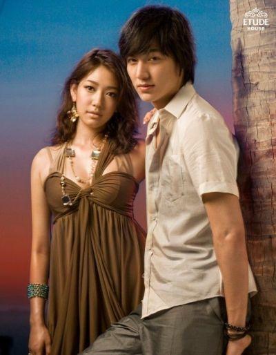 Kemesraan dan Keakraban Park Shin Hye Lee dan Min Ho 20