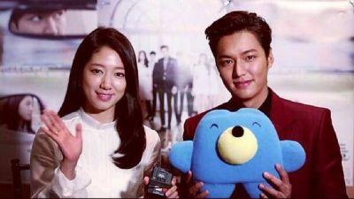 Kemesraan dan Keakraban Park Shin Hye Lee dan Min Ho 3