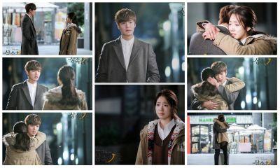 Kemesraan dan Keakraban Park Shin Hye Lee dan Min Ho 4