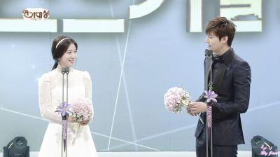 Kemesraan dan Keakraban Park Shin Hye Lee dan Min Ho 6
