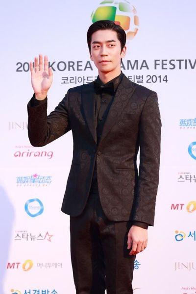Kumpulan Foto Aktor Korea Shin Shung-rok 11
