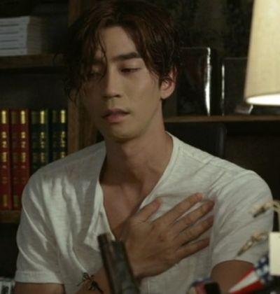 Kumpulan Foto Aktor Korea Shin Shung-rok 20