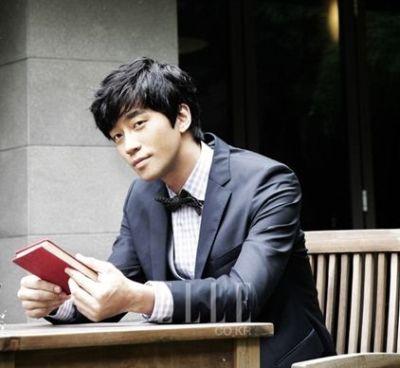 Kumpulan Foto Aktor Korea Shin Shung-rok 4