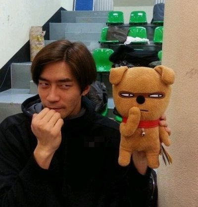 Kumpulan Foto Aktor Korea Shin Shung-rok 6