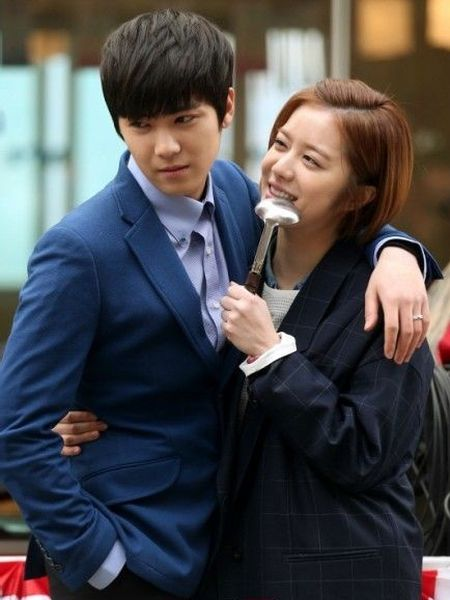 Lee Hong ki dan Yang Jin-sung
