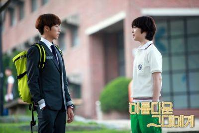 Foto Adegan Drama Korea To the Beautiful You 14