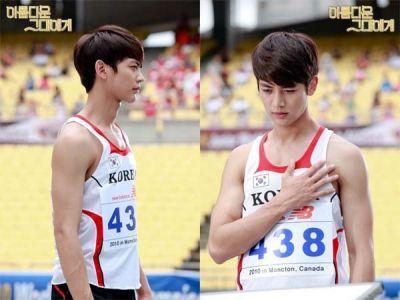 Foto Adegan Drama Korea To the Beautiful You 23