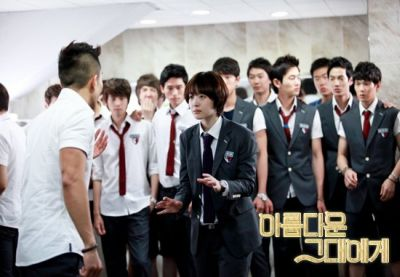 Foto Adegan Drama Korea To the Beautiful You 26