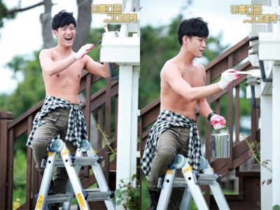 Foto Adegan Drama Korea To the Beautiful You 27