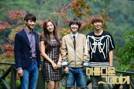 Foto Adegan Drama Korea To the Beautiful You