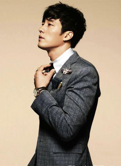 Foto Aktor Ganteng Korea So Ji-sub 1
