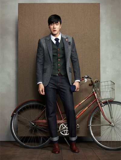 Foto Aktor Ganteng Korea So Ji-sub 15