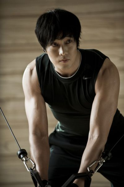 Foto Aktor Ganteng Korea So Ji-sub 16