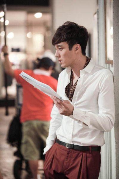 Foto Aktor Ganteng Korea So Ji-sub 28