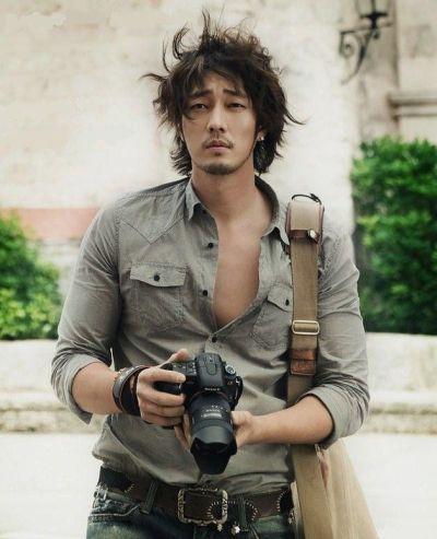 Foto Aktor Ganteng Korea So Ji-sub 4