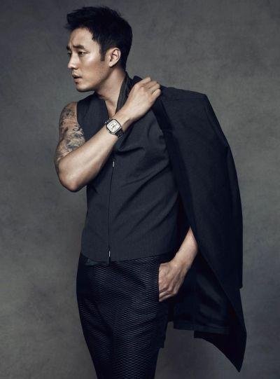 Foto Aktor Ganteng Korea So Ji-sub 6
