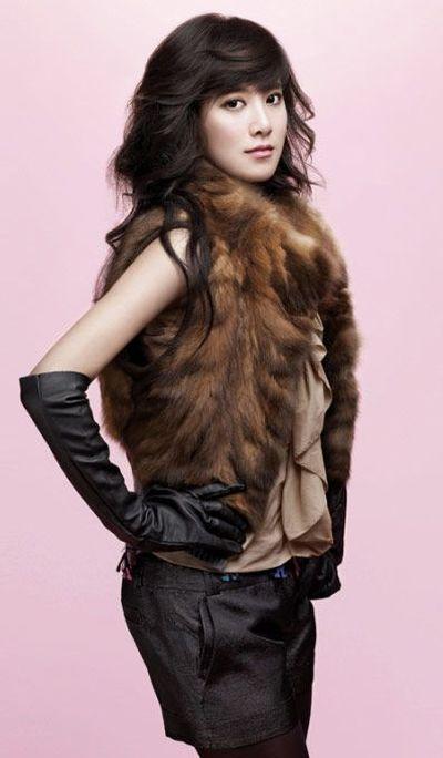Foto Cantik Aktris Korea Ku Hye Sun 14