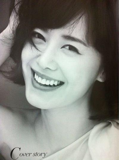 Foto Cantik Aktris Korea Ku Hye Sun 15