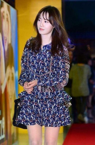 Foto Cantik Aktris Korea Ku Hye Sun 18