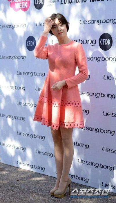 Foto Cantik Aktris Korea Ku Hye Sun 19