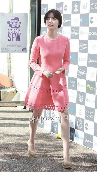 Foto Cantik Aktris Korea Ku Hye Sun 8