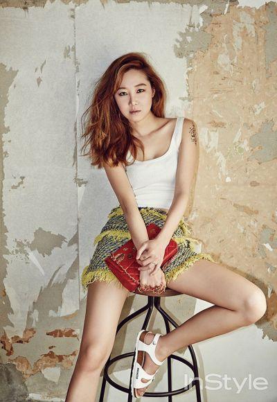 Foto Gong Hyo Jin si Pretty Girl 1