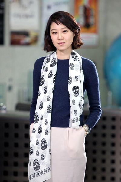Foto Gong Hyo Jin si Pretty Girl 11