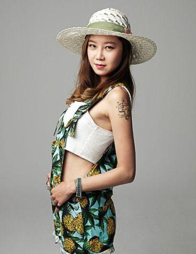 Foto Gong Hyo Jin si Pretty Girl 12