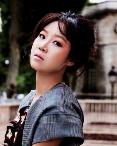 Foto Gong Hyo Jin si Pretty Girl 13
