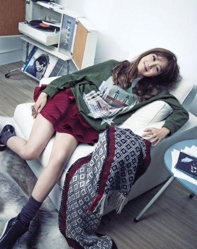 Foto Gong Hyo Jin si Pretty Girl 14
