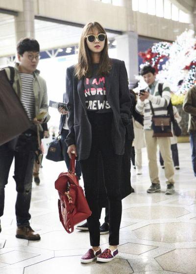 Foto Gong Hyo Jin si Pretty Girl 2