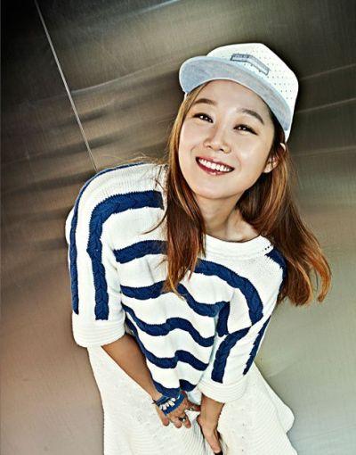 Foto Gong Hyo Jin si Pretty Girl 28