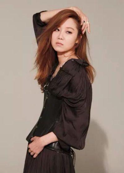 Foto Gong Hyo Jin si Pretty Girl 29