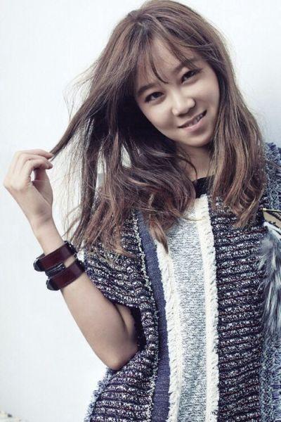 Foto Gong Hyo Jin si Pretty Girl 3