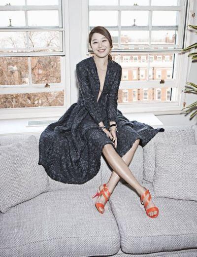 Foto Gong Hyo Jin si Pretty Girl 4