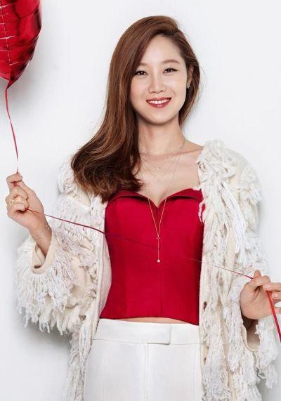 Foto Gong Hyo Jin si Pretty Girl 40