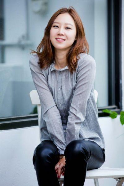 Foto Gong Hyo Jin si Pretty Girl 5