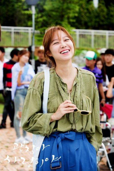 Foto Gong Hyo Jin si Pretty Girl 7