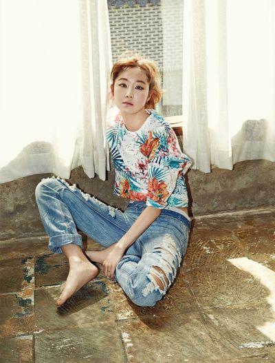Foto Gong Hyo Jin si Pretty Girl 9