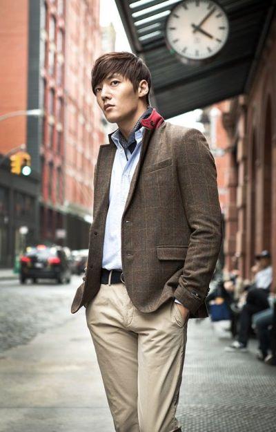 Foto Keren Choi Jin Hyuk 13