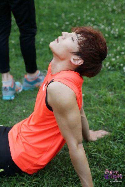Foto Keren Choi Jin Hyuk 14