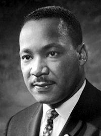 Foto Martin Luther King, Jr