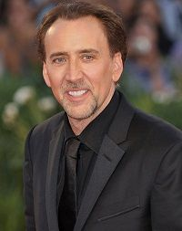 Foto Nicolas Cage